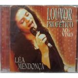 Cd Léa Mendonça - Louvor Profético [original]
