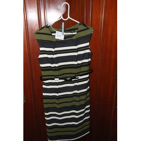 = Roupa Lote 540 Mulher Tubinho Shelby And Paliner Usa 10 Ve