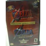 The Legend Of Zelda Ocarina Of Time Gamecube Fisico