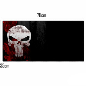 Mouse Pad Gamer Extra Grande 70x35 Cm Mouse Teclado Pc