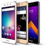 Celular Smart Blu Android 3g Dual Quad Tela 5 Selfie