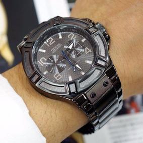 Reloj Guess Hombre Negro - Relojes Masculinos en Mercado Libre Perú 2828a6b3688c