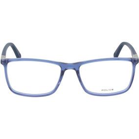 Armação De Óculos Police - Óculos no Mercado Livre Brasil 347fa6c6ea