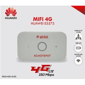 Bam Multibam Hotspot 4g Huawei E5573 Airtel