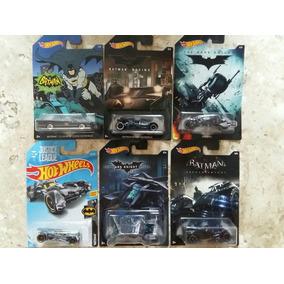 Hotwheels- Batman- Coleção