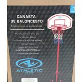 Tablero Canasta De Basquetbol Portatil Ajustable