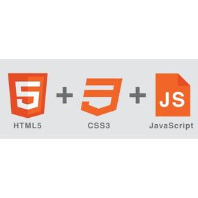 Curso De Html 5 Com Css E Java Script Em Vídeo Aulas