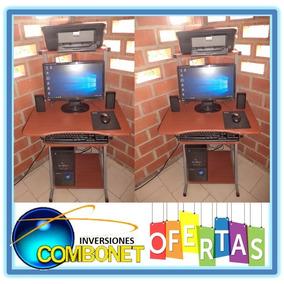 Computadora Dual Core 2.6ghz / 1gb Ram / 320gb / Monitor Y +
