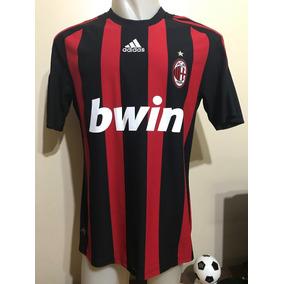 b7ae32c2cb9bf Camiseta Milan Ronaldinho - Camisetas de Clubes Extranjeros Adultos ...
