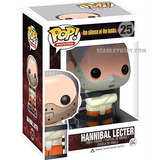 Funko Pop! Hannibal Lecter 25 Original Funko Scarlet Kids