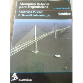 Pdf livro para estatica mecanica engenheiros vetorial