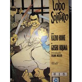 Lobo Solitario 1 Introdução De Frank Miller