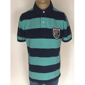 Camiseta Tommy Hilfiger Polo Original Listrada Promoção f92e3b51306e3
