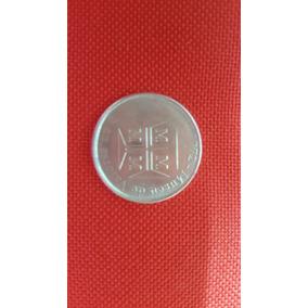 Medalha Comemorativa - 1972 - Museu De Valores