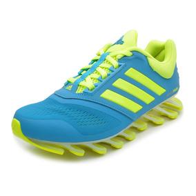 Tenis adidas Springblade Drive 2 Azul Caballero