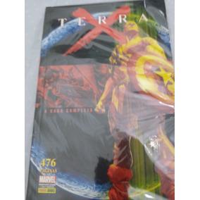 Terra X-capa Dura-panini-colecionador