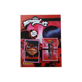 Album Completo Lady Bug - Figuritas Panini