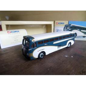 Ônibus Yellow Coach 743 Greyhound Lines - Vintage Buses Usa