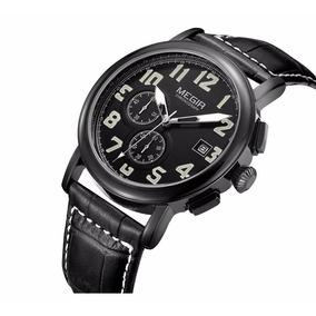 980e9af37b8 Relogio Orient Chronograph Pulseira Couro - Relógios no Mercado ...