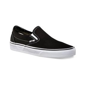 Tênis Vans Classic Slip-on Preto/branco 11298 Original