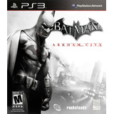 Juego Batman Arkham City Ps3 Usado Original