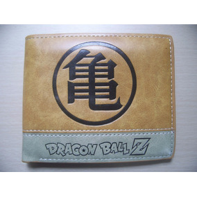 Cartera Billetera Dragon Ball Z Goku 2 Modelos Diferentes