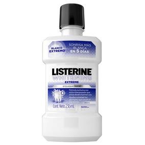 Listerine Whitening Extreme X 236 Ml