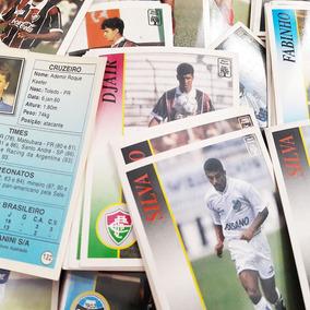 Cards Campeonato Brasileiro 1994 Lote 265 Cards Repetição