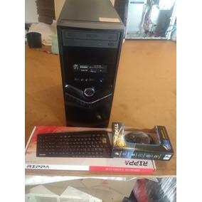 Computadoras Completa, Dual Core Con Monitor Y Garantía.