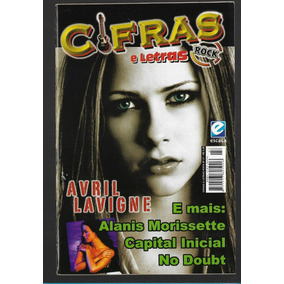 Cifras E Letras Rock 27 Revista Avril Lavigne Alanis Capital