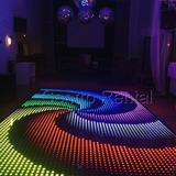 Pista Led Pixel Dance Floor 6x4 Mts Precio X Metro Cuad