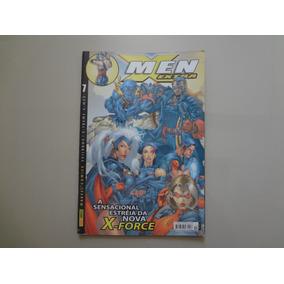 Revista X Men Extra Nº 7 Julho/2002