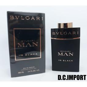 d6ab34c1c8764 Perfume Bulgari Man In Black 200ml - Perfumes Importados no Mercado ...