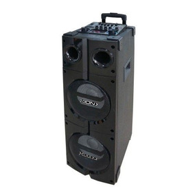 Parlantes Portatil Profesional Activo Xion Xt66 - Fama