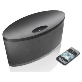 Som Maior - Bowers-wilkins Z-2 Preto Docklightning, Airplay