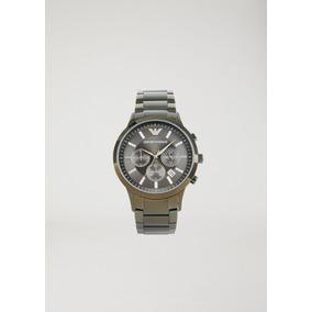 Relógio Emporio Armani Stainless Steal Pronta Entrega - Relógios De ... 0f49553f1d