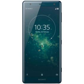 Smartphone Sony Xperia Xz2 H8216 Single 64gb 5.7 19mp Verde