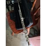 Flauta Traversa Como Nueva,vendo O Cambio