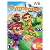 Área De Juegos - Nintendo Wii