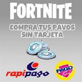 Fortnite 1000 Pavos Pc/ps4/xbox