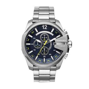 Diesel- Reloj Dz4465 Mega Chief Para Hombre
