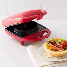 Máquina Waffle Cestinha Vermelha Fun Kitchen 110v