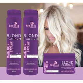 Matizador Blond Platinum = 12 Produtos Promoção!!!