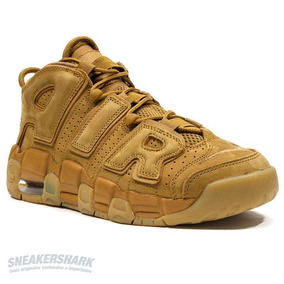 Air More Uptempo Flax Phantom Envio Inmediato Gratis