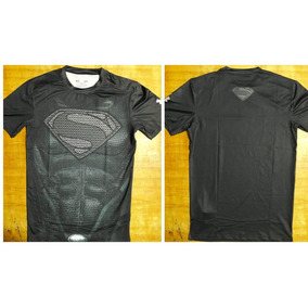 Playera Superman Under Armour Envio Gratis
