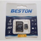 Memoria Micro Sd 4gb Beston Clase 4 ¡¡promo¡¡
