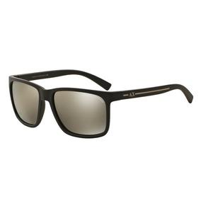 Armani Exchange Oculos Cinza Espelhado De Sol - Óculos no Mercado ... ba112f2673
