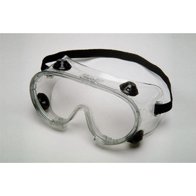 Oculos Incolor Ampla Visão C  Valvula Rã - Kalipso 94c1955db7