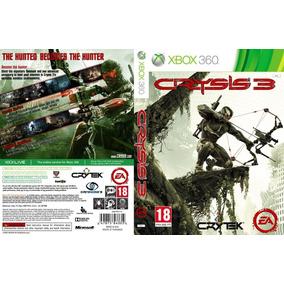 Crysis 3 Xbox 360 - Mídia Digital