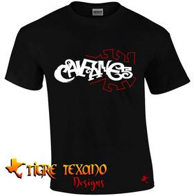 Playera Bandas Caifanes Logo 2 By Tigre Texano Designs